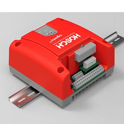 Für Hosch entwickelte Constin die Entrauchungssteuerung Rigento S3.