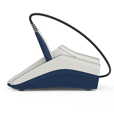 DenTympanometer touchTymp MI 24 entwickelte Constin für die Maico Diagnostics GmbH.