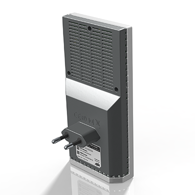 AVM, FRITZ!WLAN Repeater 1750E | Design + Engineering + Prototying von Constin