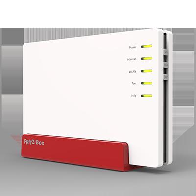 Fritz!Box 7580, Constin GmbH, Telekommunikationstechnik