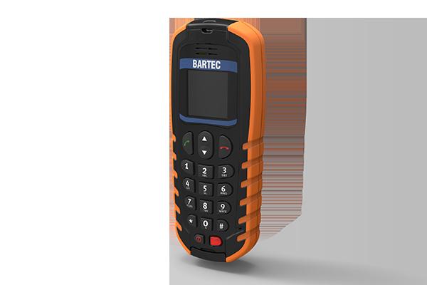 Bartec Mambo EX - Design, Engineering, Prototyping, Constin