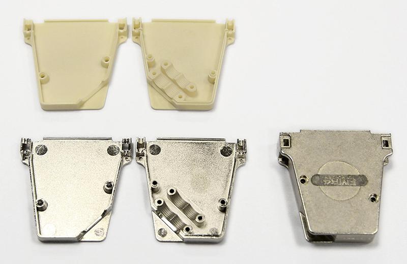 Production Leistungen: Druckgussteile aus Metall produziert von Constin.
