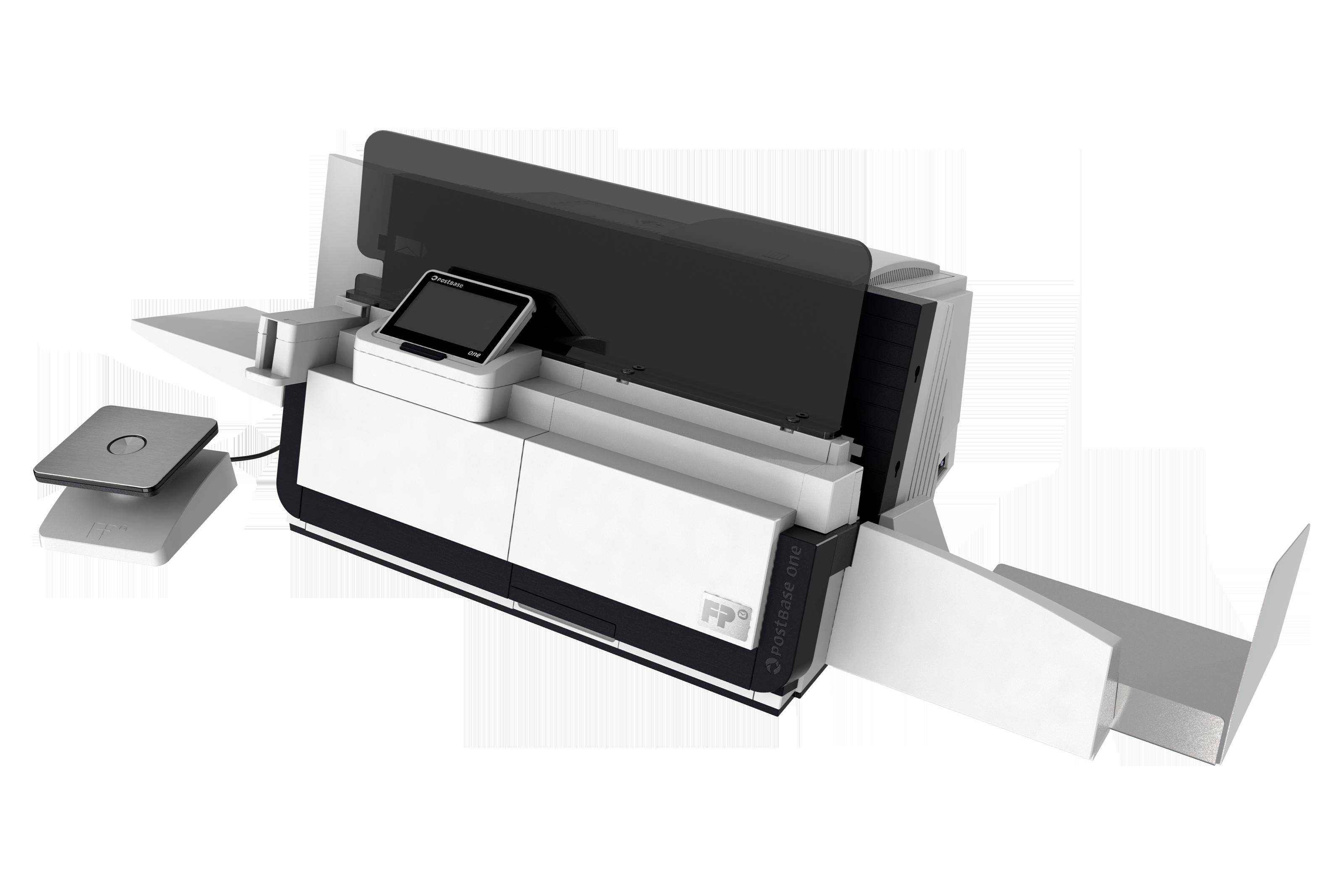 Für Francotyp Postalia entwickelte die Constin GmbH die Postbase One.