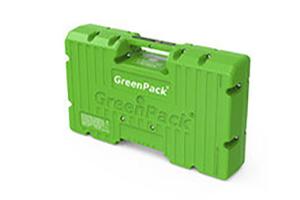 DIe Constin GmbH entwickelte den GreenPack. Hans Peter Constin ist aktuell Gesellschafter der GreenPack GmbH.