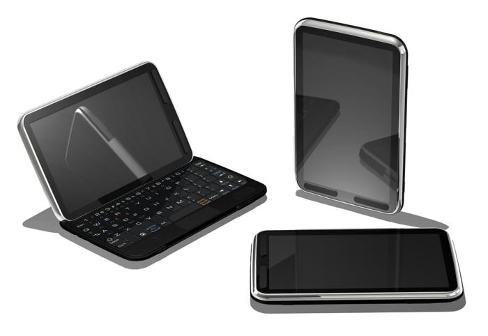 Constin Projekte: newcon android1, entwickelt von Hans Constin