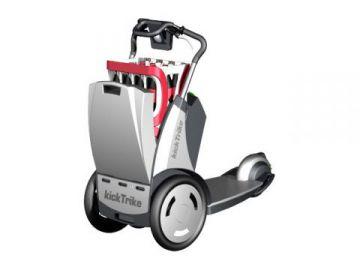 kickTrike - Elektrolastendreirad für die urbane Mobilität von Morgen