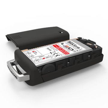 reddot design award für LEO Smartkey, Produktdesign, Konstruktion und Prototyp von Constin, Batterie
