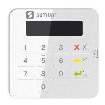 SupReader for SumUp by Constin, Kartenlesegerät, Kommunikationstechnik