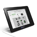 Service Tablet, Cancom