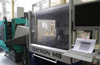 Prototyping Leistungen: CNC-Fraese mit Protmill-Technik