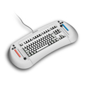 Audiokeyboard für MA 55, Maico Diagnostics