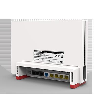 Fritz!Box 7580, WLAN-Router, Constin GmbH, Telekommunikationstechnik