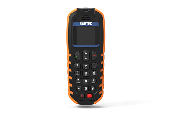 Bartec Mambo EX - Design, Engineering, Prototyping, Constin