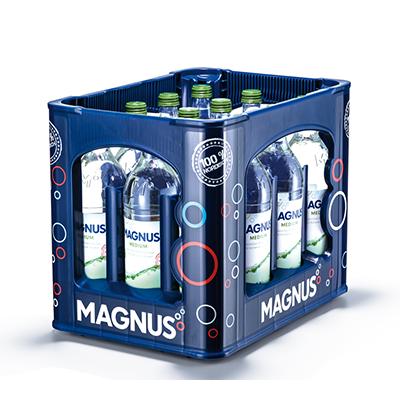 Constin designte den Wasserkasten Magnus für Delbrouck.