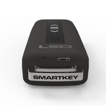 reddot design award für LEO Smartkey, Produktdesign, Konstruktion und Prototyp von Constin, Front